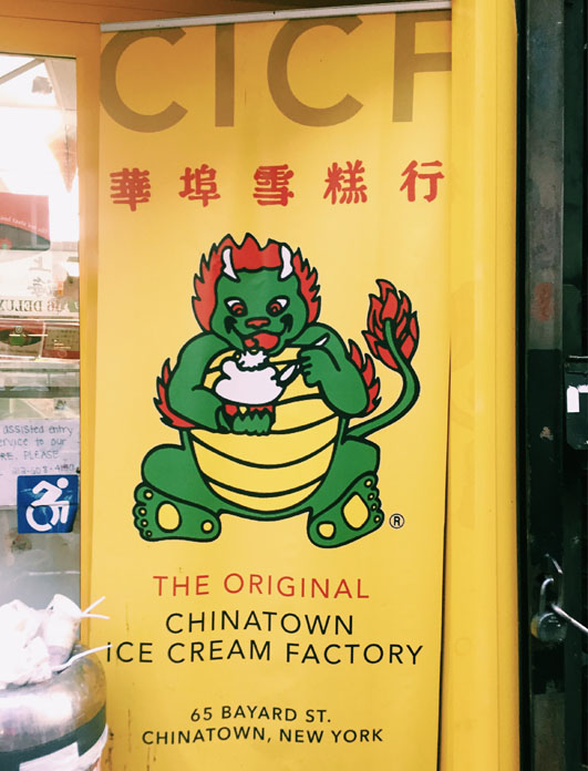 Chinatown Ice Cream