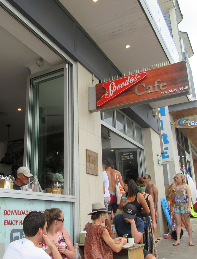 Speedos Cafe